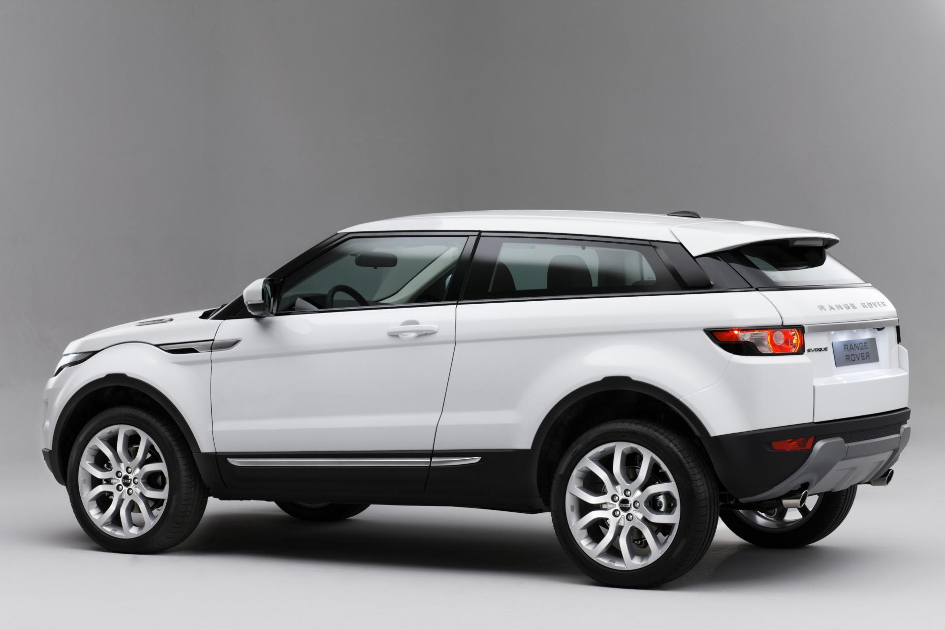 range rover evoque une vocation tout terrain. Black Bedroom Furniture Sets. Home Design Ideas