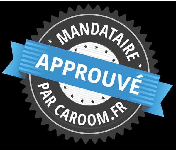 VND est mandataire approuvé par Caroom