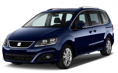 mandataire seat alhambra ii reference 5pl 5 portes. Black Bedroom Furniture Sets. Home Design Ideas