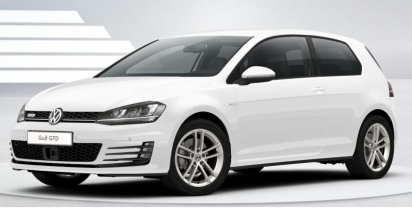 VOLKSWAGEN GOLF 7 3P