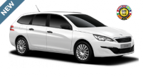 PEUGEOT 308 SW ALLURE BREAK + optio