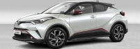 TOYOTA C-HR GRAFFIC 5 portes