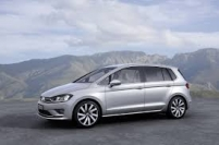 VOLKSWAGEN GOLF SPORTSVAN Hightline DSG 7 5P 5