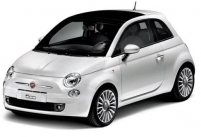 FIAT 500 Lounge + Pack City 3